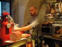 Tuscan aperitivo, Blanca - June 2014