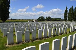 picture taken in Tyne Cot , hobbit599 - August 2013