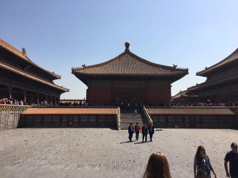 Private All-Inclusive Day Tour: Tiananmen Square, Forbidden City, Mutianyu Great Wall photo 24