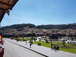 Cusco, the Plaza de Armas , Puspa - July 2017