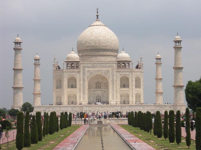 Amazing Taj Mahal - New Delhi
