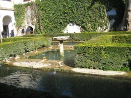 At Generalife Gardens in Spain., Dmitriy M - February 2008