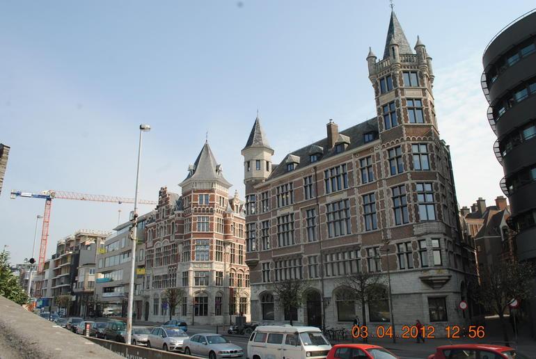 Belgian Architecture - Amsterdam