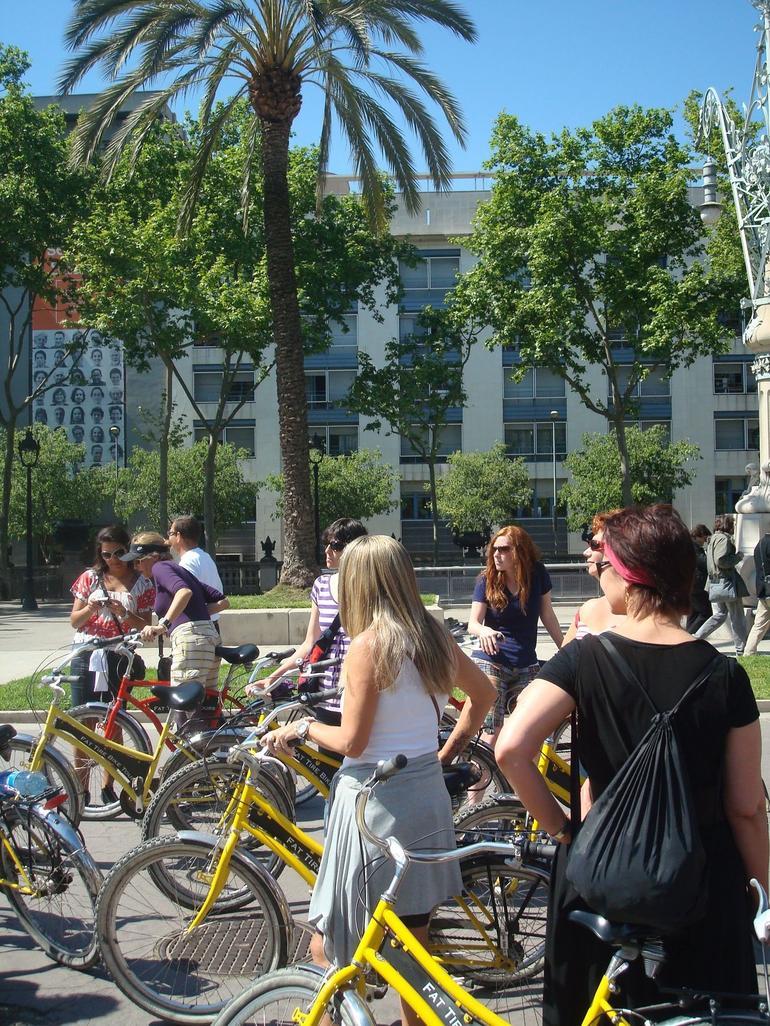 Bike Tour - Barcelona