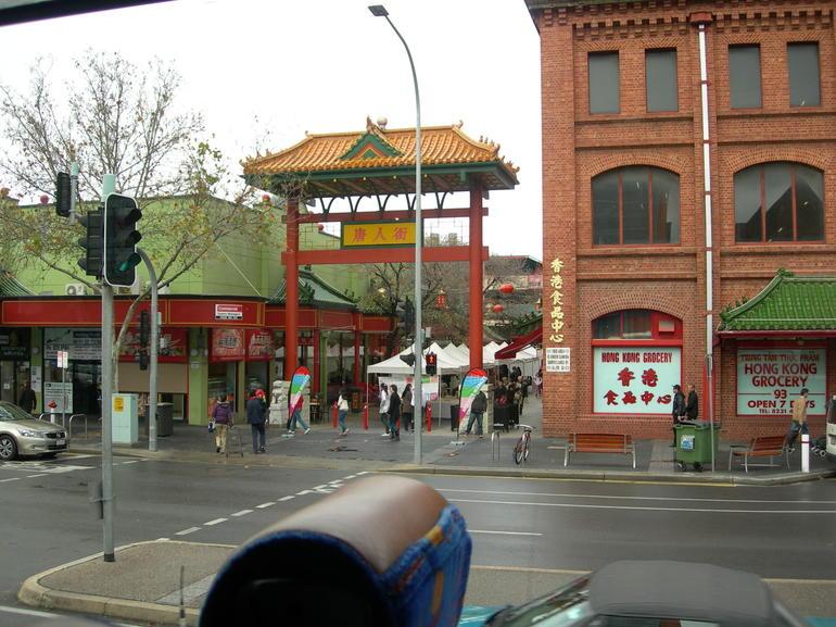 Chinatown, Adelaide - Darwin