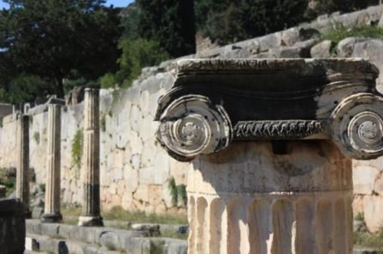 Delphi Ruins (5) - Athens