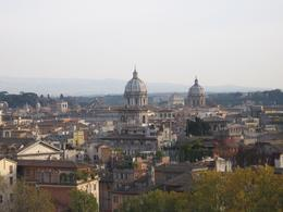From Castel Sant'Angelo, Victoria F - December 2007