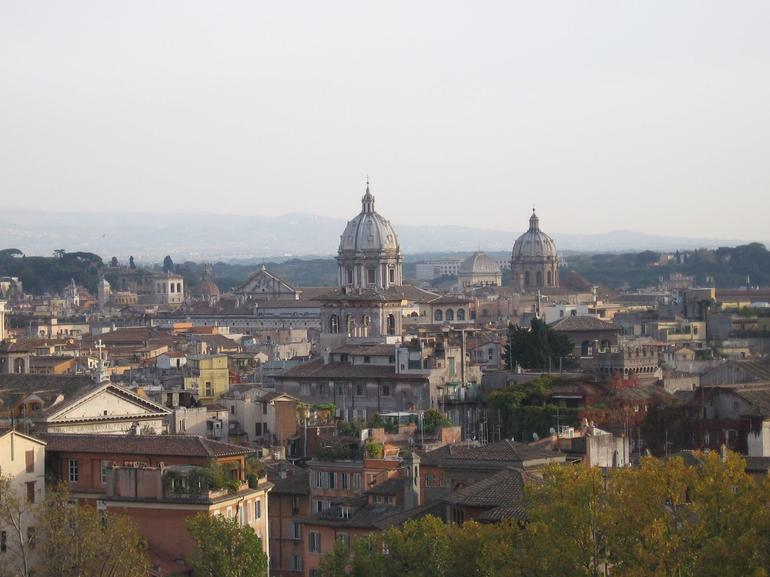 From Castel Sant'Angelo - Rome