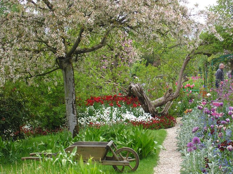 Giverny - Paris