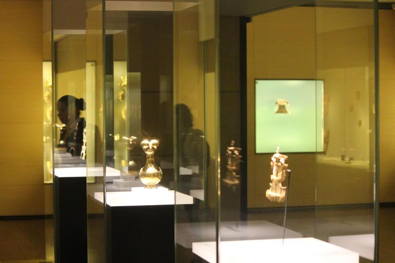 Gold Museum - Bogot�