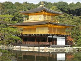 Golden pavillion, has just been restored at a cost of 7 million US dollars., Gayle W - December 2009