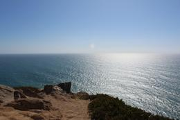 Nice scenery from the Cabo da Roca ! , Chan KW & SM San - July 2011