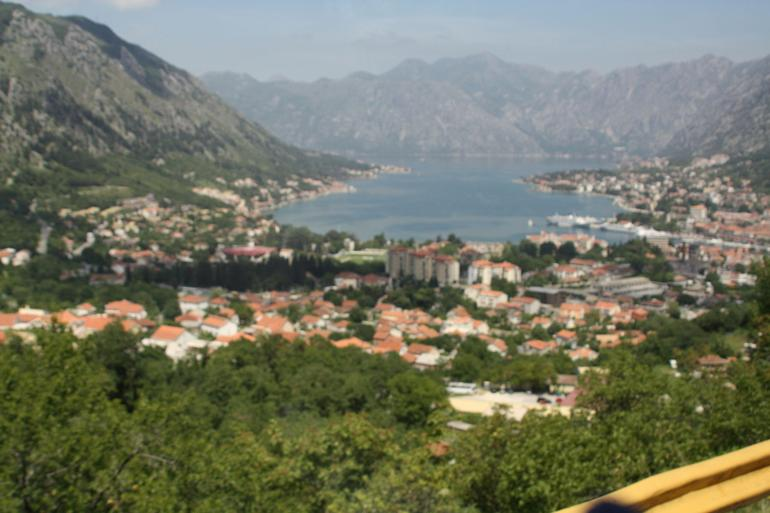 Kotor, Montenegro - Dubrovnik