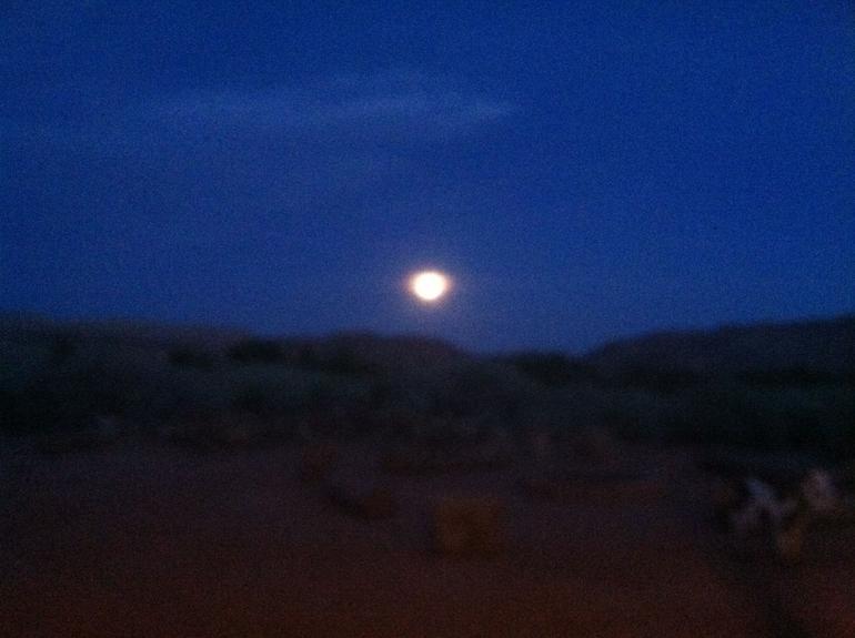 Moon Rising - Las Vegas