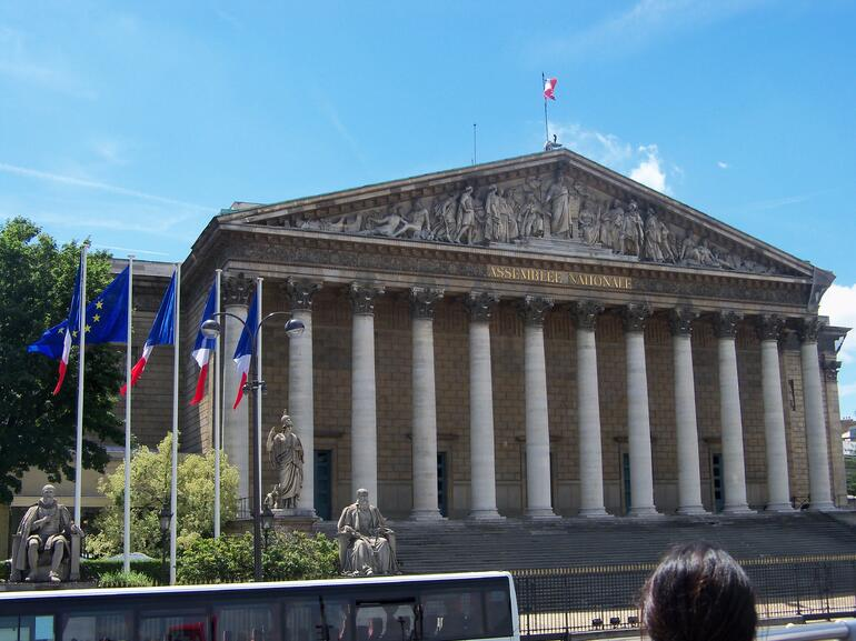 National Assembly - Paris