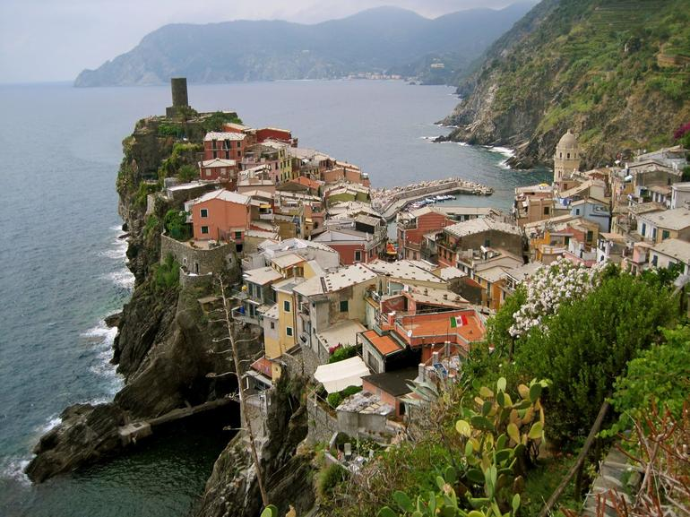 One of the villages of the Cinque Terre in Italy - Florence