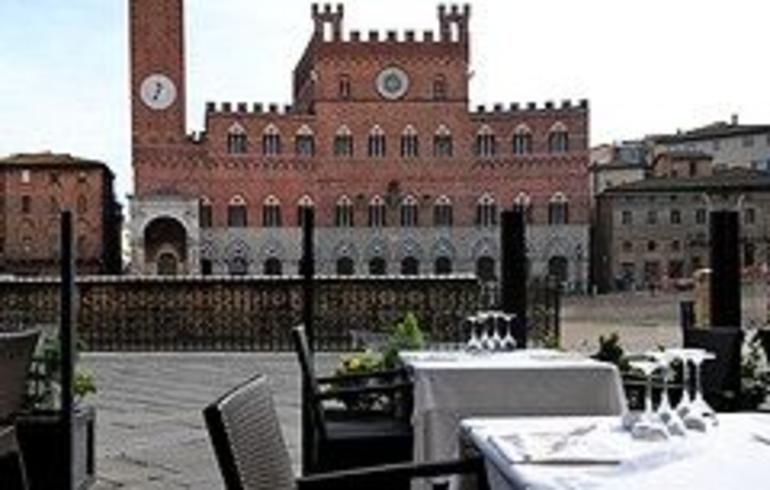 Piazza del campo - Florence