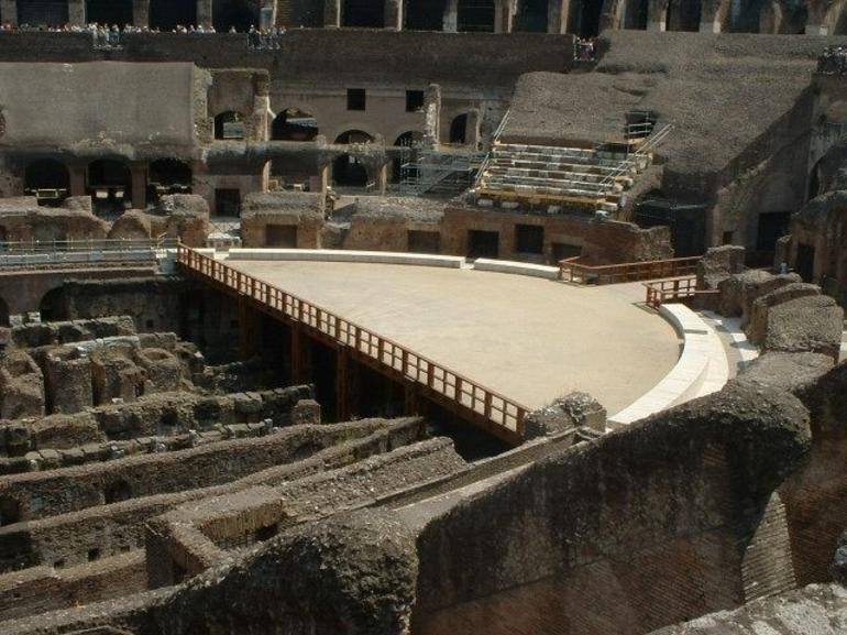 Reconstructed Floor - Rome