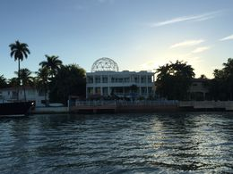 The home owned by Ricky Martin on Hibiscus Island, JennyC - February 2015