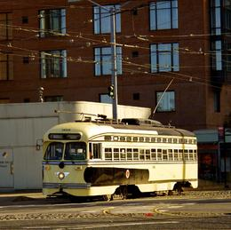 Street Car - San Francisco April 2011 , kendarblue - May 2011