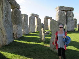 Private viewing of Stonehenge, including Bath and Lacock , Barbara T - July 2014