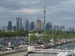 The skyline of the city is very pretty. Although Toronto is beginning to show its age, it is still a great destination., Carl R - July 2009