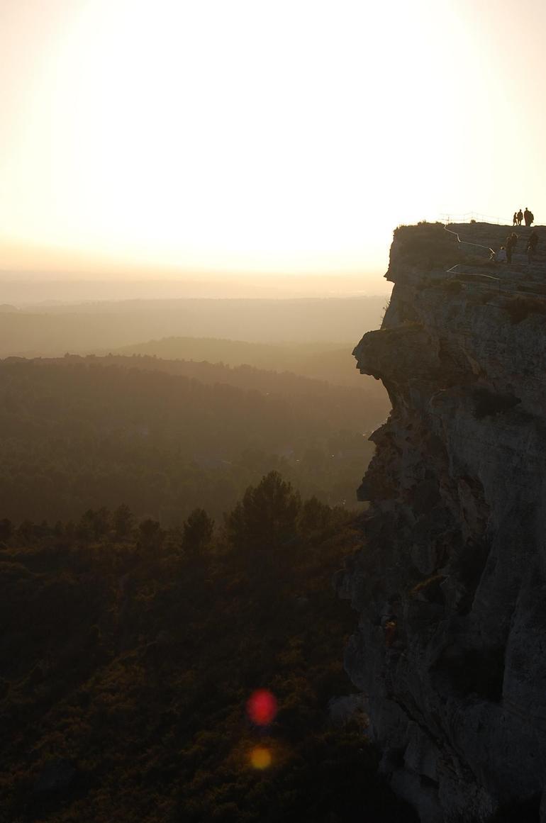 View from Les Baux - Aix-en-Provence