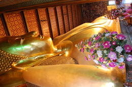 Reclining Buddha , Raymond M - December 2011