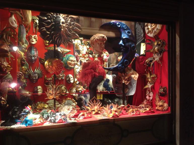 Window Shopping - Venice - Venice