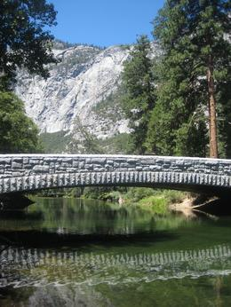 Yosemite Bridge. - December 2008