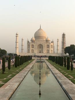 Taj Mahal at sunrise , Colin F - November 2016
