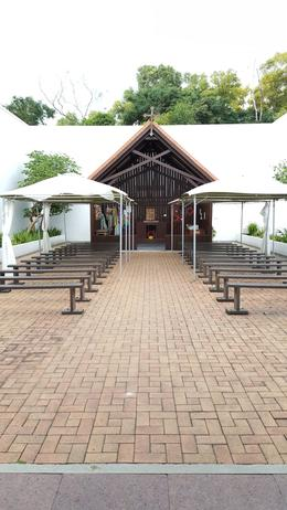 Changi Chapel , Peter L - February 2017