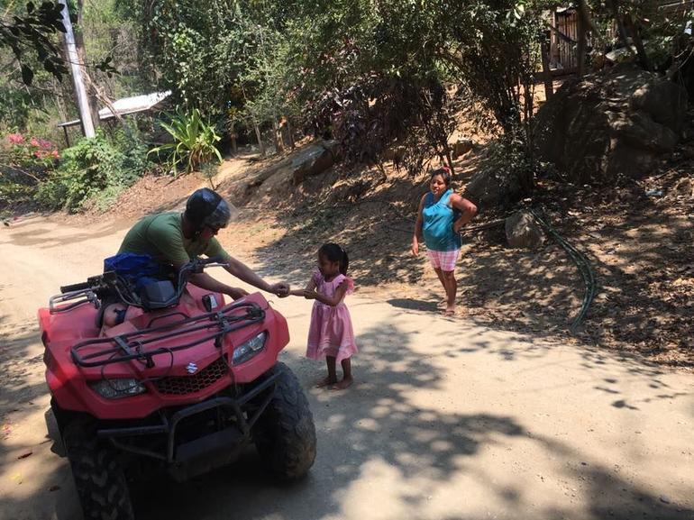 ATV Ride to Llano Grande Waterfalls