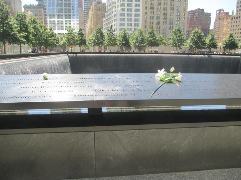 9/11 Memorial - New York City