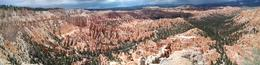View of Bryce canyon , Sarath M - August 2014
