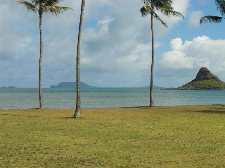 Chinaman's Cap - Oahu