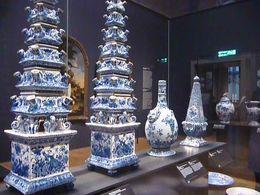 Exposition Porcelaine de Delpht , Schaffhauser M - June 2015