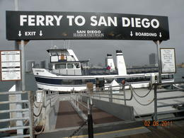 Great to be able to have the ferry ride from Coronado included in the Go card , Fred B - February 2011