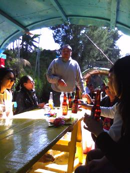Eating, drinking and relaxing. , Thao E - November 2012