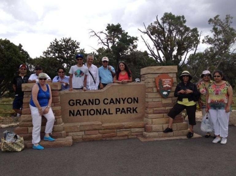 Grand Canyon Sign - Las Vegas
