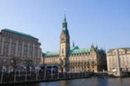 Hamburg Harbor - March 2012