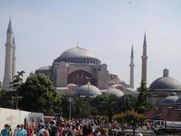 Hagia Sophia, Blanca - January 2013