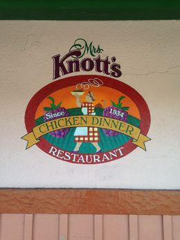 The best chicken I have ever had and a great way to end your day at the park., Nicks - September 2015