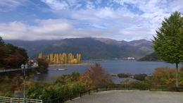 @ Lake Ashi 1 , snoopyzz - November 2014