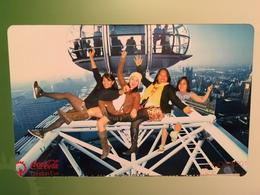 Lucy, Lani, Mary Ann and Emily... We had fun at London Eye! , Lani - September 2016