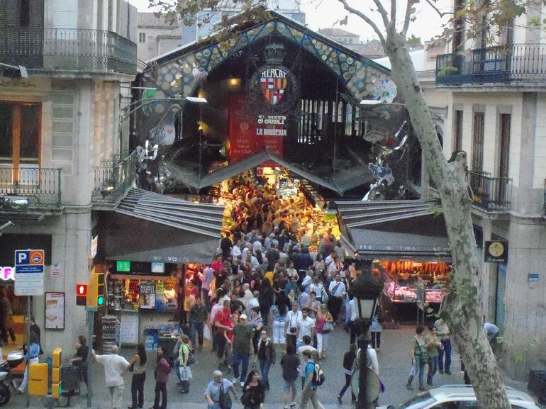 Market - Barcelona