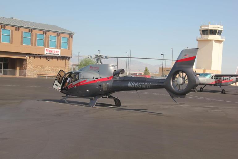 Maverick Helicopters - Las Vegas