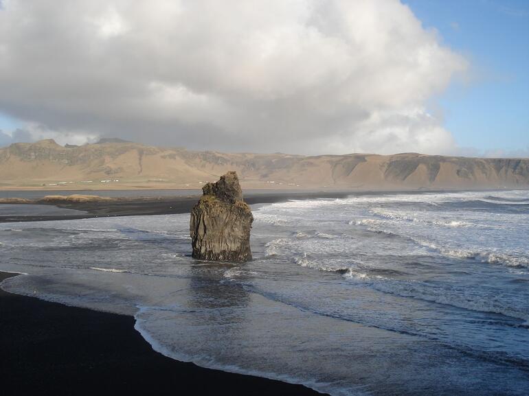 Mountain top - Reykjavik