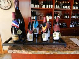 The award winning wines of Nicholson Ranch. , Ronald G - September 2015