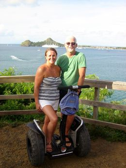 Segway tour overlooking the bay. , richard.tod - December 2015